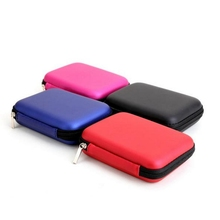 "Portable 2.5"" External USB Hard Drive Disk Carry Case Cover Pouch Bag For PC Laptop Dropship High Quality(China)"