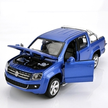 1:30 High Simulation Exquisite Collection Toys Caipo Car Styling Volkswagen Amarok Model Alloy Truck Model Fast Fruious