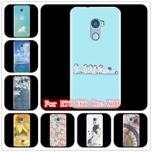 2017 Cartoon Gel Silicone Soft TPU Cover For HTC E66 One X10 Silicone Back Skin Fundas Phone Protective Case