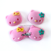 B0239 Nicole Brand FDA Food Grade Cute Cat Silicone Form For Cake Baking Factory Outlet(China)