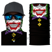 Amazing Mouth Motorcycle Neck Mask Headband Motorcycle Biker Mask Magic Headscarf Tube Hunting Fishing Veil Face Scarf Motorcycl