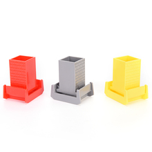 Educational Train Male-Male Female-Female Bump Track Pack Engine Tank Railway Accessories Compatible Toy Random Color
