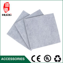2 pcs DIY filter cloth black and white three layer filter for Vacuum Cleaner Parts filter suitable for vacuum cleaner