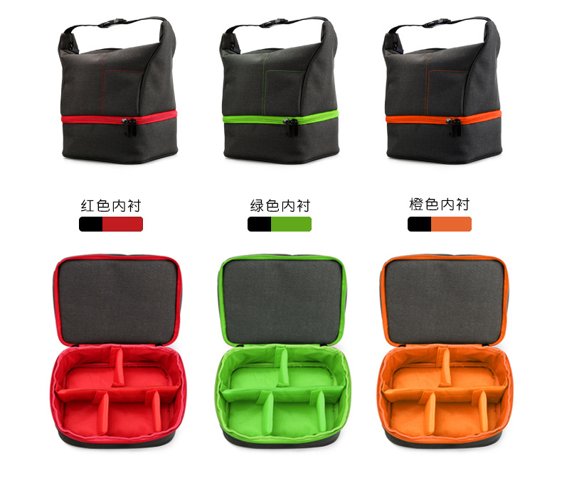 حقائب الكتف الرقمية حقائب للكاميرات 4