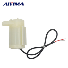 AIYIMA 1pc micro Water Pump  DC 3V 5V  Submersible Pumps For PC Cooling Water Circulation DIY