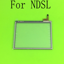 High Quality Transparent Touch Screen Replacement for NDSL for Nintendo DS Lite Game Console