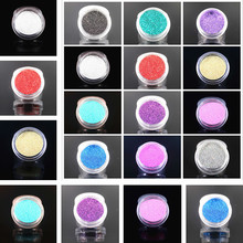 (1Pcs/Sell) NS2NR2 Glitter Nail Art Dust Tool Kit Acrylic Gem Polish Nail Tools 3D Nail Art Decorations Nail Glitter Powder(China)
