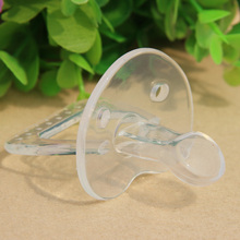safety environmental silicone nipple pacifiers holder for Baby wubbanub Pacifiers Teether Soother baby products
