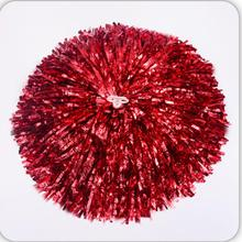 1 Pair Game pompoms practical cheerleading cheering pom poms Apply to sports match and vocal concert Party Club Decor