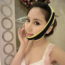 thin face mask, face massage tool to enhance treatment masseter double chin mask slimming bandage beauty masks(China)