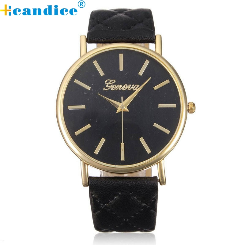 montre orologi horloge luxury brand watch faux-leather simulated watches Brand For Reloj Relogio orologio Quartz Wristwatches<br><br>Aliexpress