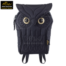 Original Design From Hong Kong Morn Creations Owl Pouch Camera Bag Hand Bag OW-304(China)