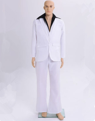 white mens singer costume pop singer costume white anime cosplay costume warrior cosplay men game cosplay costume emcee clothing