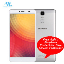 "Original Doogee Y6 Max MTK6750 Octa Core Android 6.0 Fingerprint 3GB RAM 32GB ROM 13MP 6.5"" 1920x1080P 4300mAh Mobile Phone"