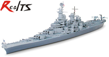 RealTS Tamiya BB-63 Missouri U.S. Navy Battleship Model Kit 1/700 31613