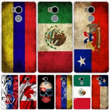 slovak mexico canada chile colombia flag Cover phone  Case for Xiaomi redmi 4 1 1s 2 3 3s  pro redmi note 4 4X
