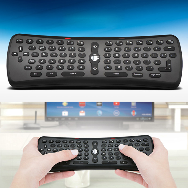 2.4G Airmouse remote keyboard T6 02