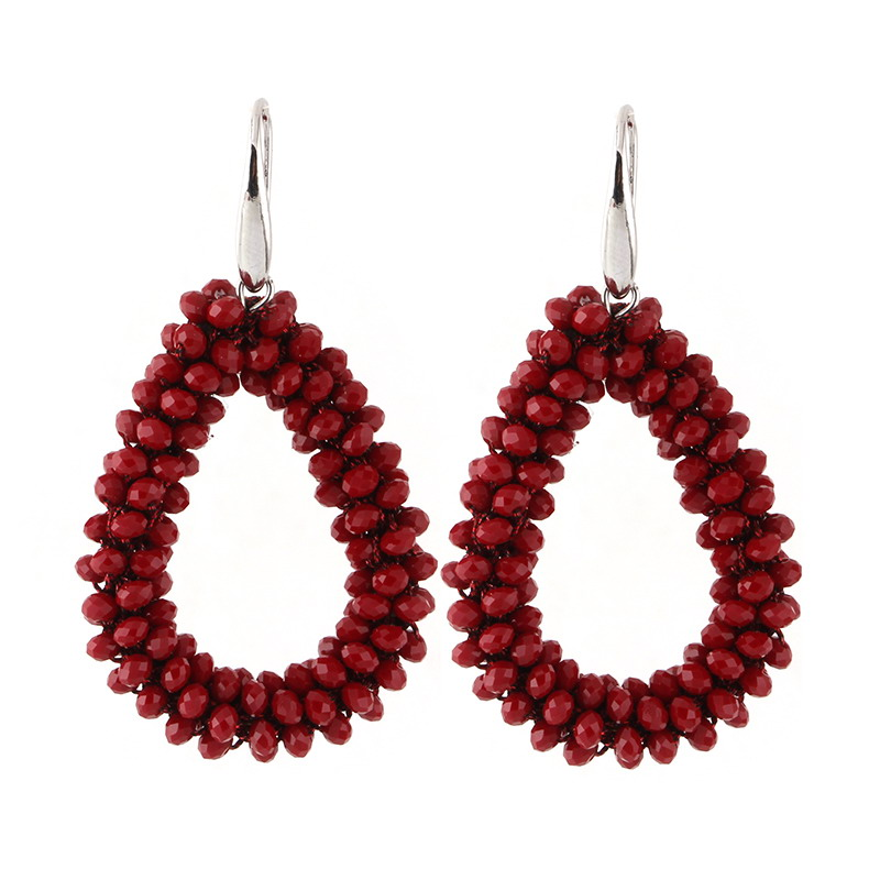 Earring Old Red