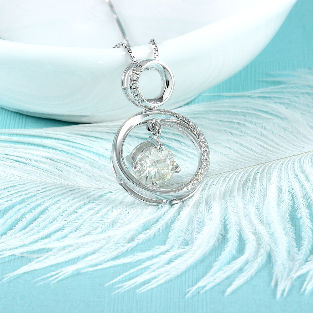 new style moissanite necklace (4)