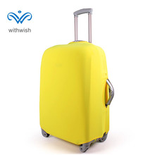 18''~30'' inch Colorful Travel Elastic Luggage Protector Cover Suitcase Bags Dust-proof Scratch-resistant 8 Colors(China)