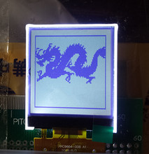 New 1.44 inch 96*64 Dot matrix LCD display with white LED backlight 8bit parallel port ST7567 TFT screen(China)