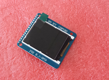 NoEnName_Null 1.8 inch SPI TFT display with PCB SD card panel ILI9163/ST7735 drive LCD 128*160 screen