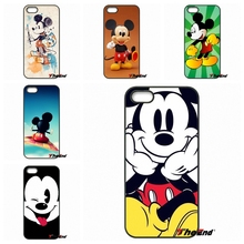 For Motorola Moto E E2 E3 G G2 G3 G4 PLUS X2 Play Style Blackberry Q10 Z10 Mickey Minnie Mouse Cute Hard Phone Cover Case