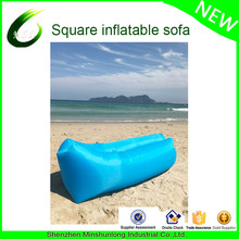 Inflatable Hammock layBag Air Sofa Hangout bag sleeping bag air bed Lounge Chair Couch For camping Hiking Fishing Swimming Pool