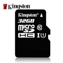 Kingston Class 10 Micro SD Card 16GB 32GB Memory Card C10 Mini SD Card SDHC SDXC TF Card for Smartphone Tablet