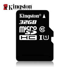 Kingston Class 10 Micro SD Card 16GB 32GB Memory Card C10 Mini SD Card SDHC SDXC TF Card for Smartphone Tablet(China)