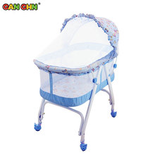 CANCHN newborn baby multifunctional bed portable fold mosquito cradle fashion durable baby crib