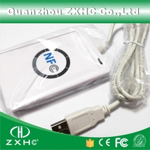 ACR122U USB NFC Card Reader Writer для ISO14443 протокол S50 UID Ntag213 Ntag215 Ntag216(China)
