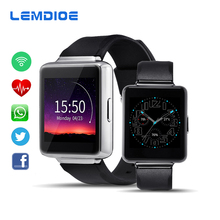 K1 Android 5.1 Bluetooth Smart Watch MTK6580 512MB+8GB  Support WIFI 3G GPS Google Play Map Smartwatch for Android Phone