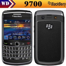 Free shipping Original BlackBerry Bold 9700 Unlocked Mobile Phone 3G Smartphone 3.2MP Camera Quad-Band GPS WIFI