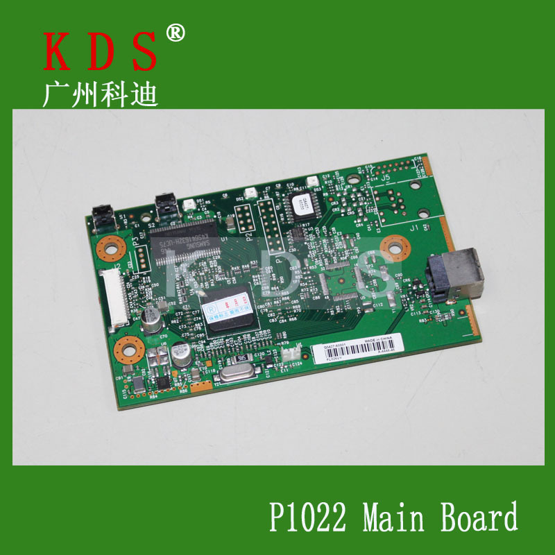 Formatter Board LaserJet P1022 1022 Logic Board Q5427-60001 CB406-60001 Original<br><br>Aliexpress