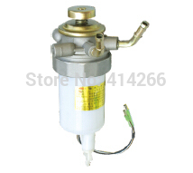oil water separator assembly 100p diesel fuel filter assembly