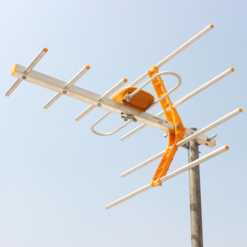 HD Digital DVBT2 HDTV ISDBT ATSC High Gain Strong Signal Outdoor TV Antenna