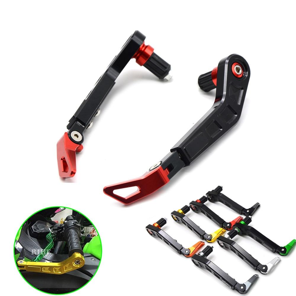 Universal Adjustable Motorcycle Handle Bar Brake Clutch Lever Protector guard For HONDA PCX 125/150 PCX125 PCX150 MSX125 MSX 125<br>