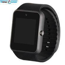 TimeOwner GT08 Bluetooth Smart watch SmartWatch for iPhone 6 7 plus Samsung S4/Note 3 HTC Android Phone Smartphones Android Wear(China)