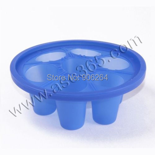 Silicone Mold for Short Wine Glass 3D Vacuum Sublimation Machine Accessories with Shipping Fee<br>