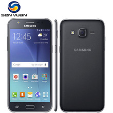 Unlocked Samsung Galaxy J5 J500F J500H 8GB ROM 1.5GB RAM 1080P 13.0MP WIFI GPS Dual sim Mobile phone(China)