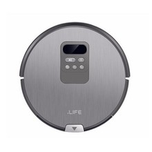 X750 Robot Vacuum Cleaner with Self-Charge Wet Mopping for Wood Floor free shipping&customs