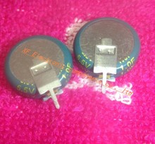 FREE SHIPPING 10pcs 1.0F 1 Farad 1F 5.5V Elna Super Capacitor Dynacap 5.5 V(China)