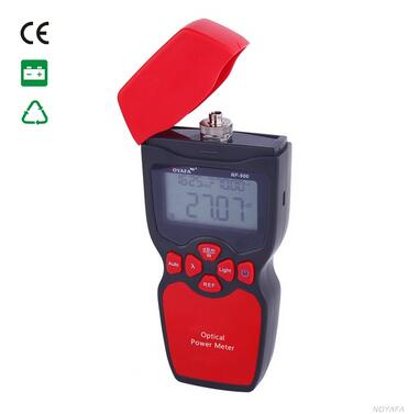 Free shipping, Noyafa NF-901 Digital Handheld Optical light source with 1310/1550nm Insertion loss test of optical devices<br><br>Aliexpress