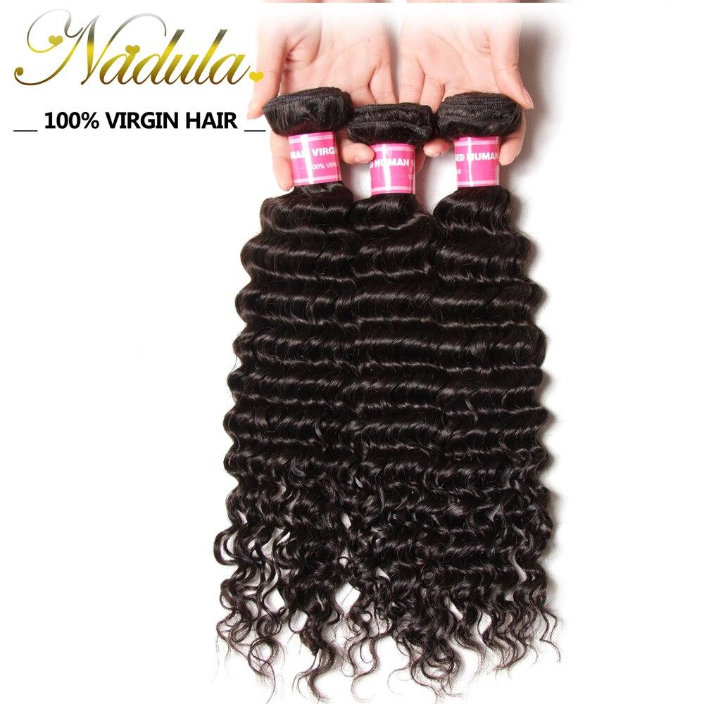 Peruvian Deep Wave Nadula Hair Company Peruvian Virgin Hair Deep Wave Weave Bundles 7A Unprocessed Pervian Deep Wave Wavy<br><br>Aliexpress