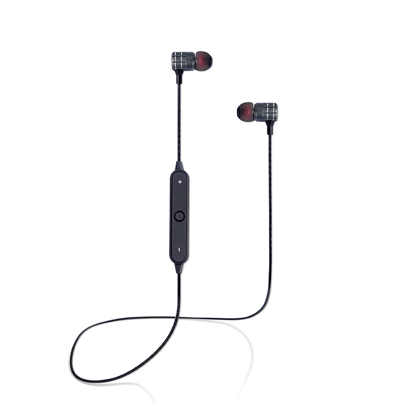 In-Ear Sports Wireless Bluetooth Earphones (Bt-21) in Black