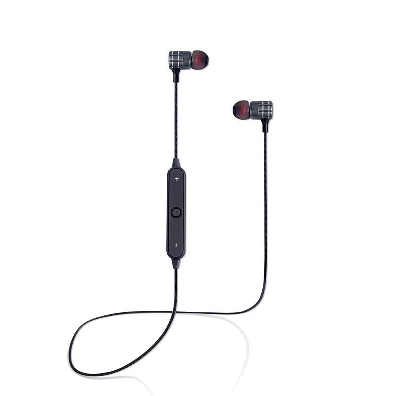 In-Ear Sports Wireless Bluetooth Earphones (Bt-21) in Black