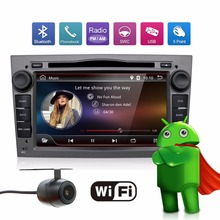 2Din 7inch touch screen Android 6.0 Car Radio For Opel astra GPS stereo(China)