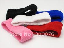 Cotton Headbands Sweatband Exercise sport headband assorted colors