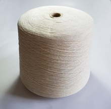 100% linen/cotton knitting yarn 1ply Diameter about 0.5mm about 1.5 kilogram/cone(China)